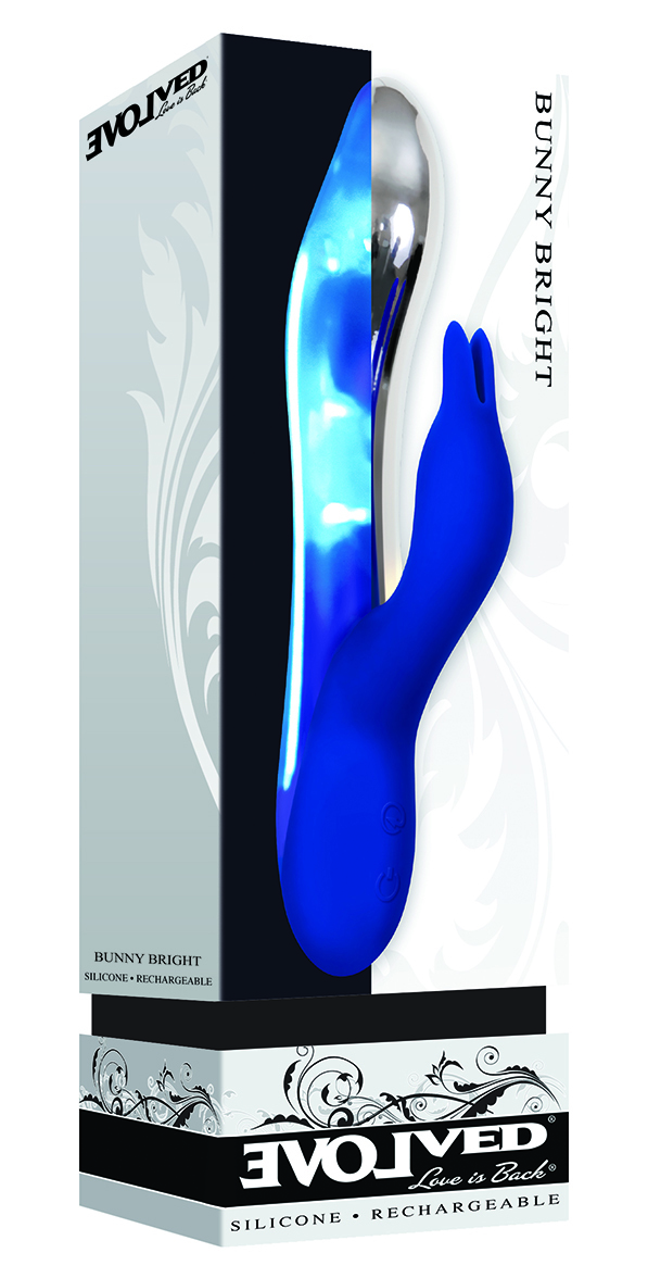 BUNNY BRIGHT - SILICONE RECHARGEABLE