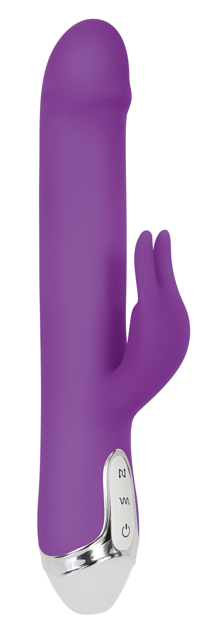 DANCING PEARL RABBIT - SILICONE RECHARGEABLE