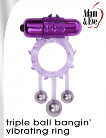 TRIPLE BALL BANGIN VIBRATING