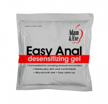 A&E EASY ANAL FOIL PACK, 2.5ML