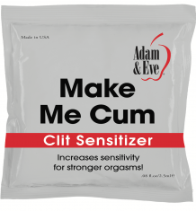 MAKE ME CUM CLIT SENSIT. FOIL PACK 2.5ML