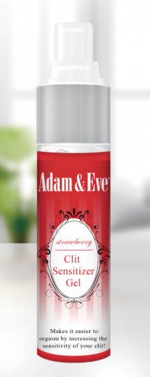 A&E  STRAWBERRY CLIT SENSITIZER  1 OZ / 30 ML