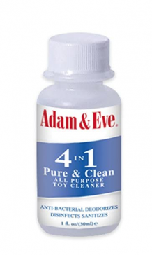 A&E  PURE AND CLEAN TOY CLEANER  1 OZ / 30 ML