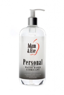 PERSONAL WATER BASED LUBE 16 OZ / 470 ML