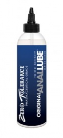 ANAL LUBE, WATER BASED 2 OZ / 60 ML