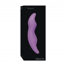 THE WAVE MASSAGER PURPLE