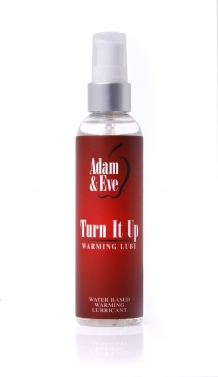 A&E TURN IT UP, WARMING LUBE 4 OZ / 120 ML