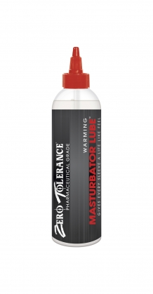 WARMING MASTURBATOR LUBE 4 OZ / 120 ML